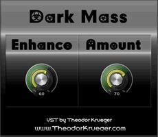 Theodor Krueger Dark Mass
