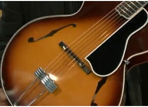 Maurice Dupont Archtop Loyd