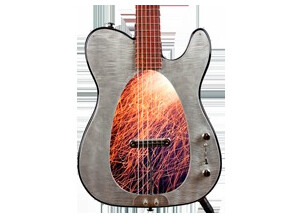 Visionary Instruments Video Guitar