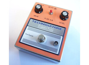 Techniguitare Custom Fuzz