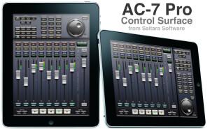 Saitara Software AC-7 Pro for iPad