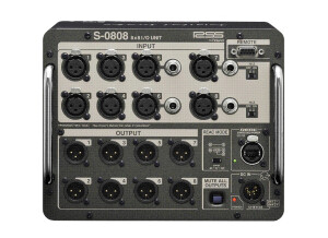 Rss By Roland S-0808 Digital Snake