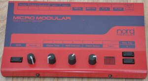 Clavia Micro Modular
