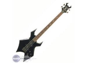 B.C. Rich NJ Warlock Bass