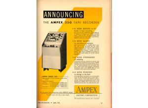 Ampex 350