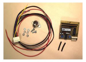 CHD Elektroservis P6-KBD : Korg Polysix MIDI Interface