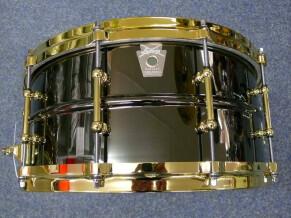 "Ludwig Drums Black Beauty LB417BT 14""x6.5"""