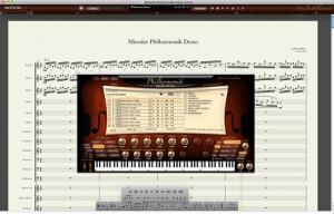 Notion Music SLE for Miroslav Philharmonik