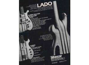 Lado Guitars Falcon