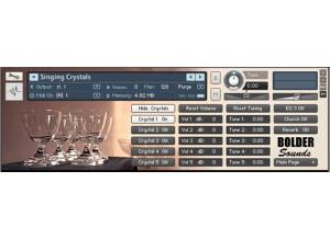 Bolder Sounds Crystal Glasses V2 Kontakt