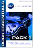 Groove Monkee Rock Essentials 1