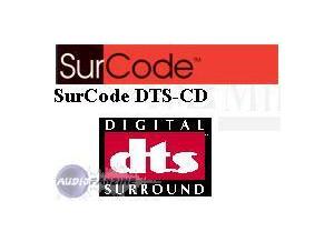 Minnetonka SurCode DTS-CD