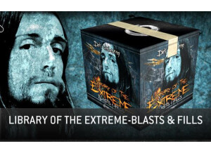 Toontrack Library of the Extreme - Blasts & Fills (by Dirk Verbeuren)