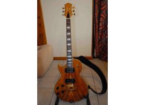 Alden Guitars Bluesline Spalted Maple