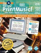 MakeMusic Finale PrintMusic!
