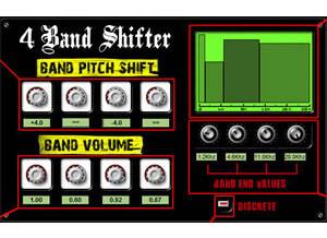 Bitterspring 4 Band Shifter
