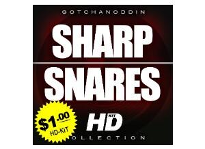 Gotchanoddin' Sharp Snare Drum Sounds