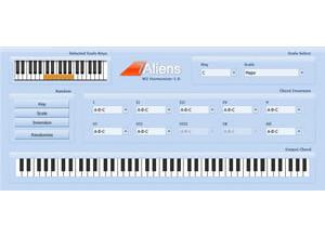 7Aliens W2 Harmonizer