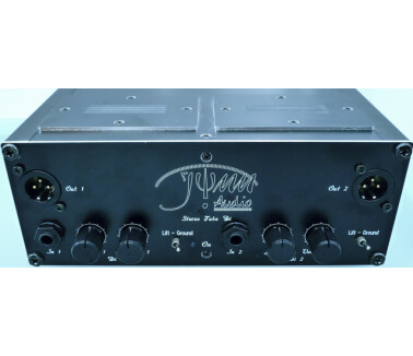 Jymm Audio Tube DI
