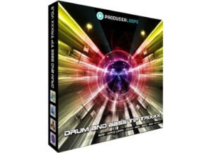 Producer Loops Drum & Bass Tip Trixxx Volume 2