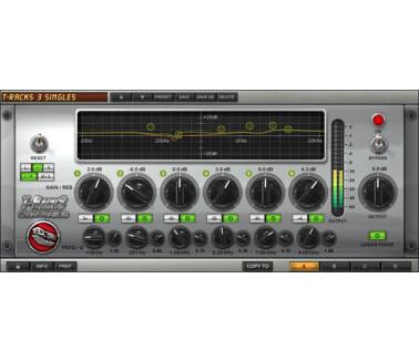 IK Multimedia T-Racks Linear Phase EQ