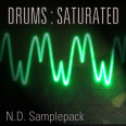 No Dough Drum: Saturated