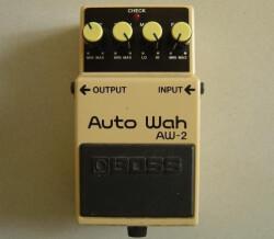 Boss AW-2 Auto Wah