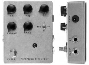 Fairfield Circuitry Four Eyes - Crossover Fuzz