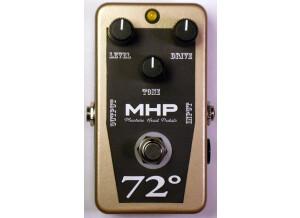 Machine Head Pedals 72 Degree