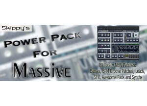 PlugInGuru Power Pack for Massive