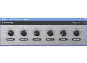 E-Phonic Tape Delay