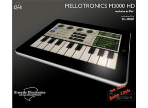 Streetly Electronics Mellotronics M3000 HD