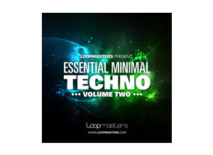 Loopmasters Essential Minimal Techno Vol.2