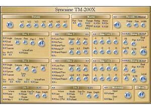 SyncerSoft Syncaine TM-200X