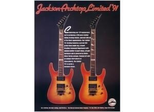 Jackson Dinky Archtop