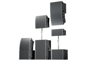Renkus-Heinz CF/CFX Modular Point Source Line Array