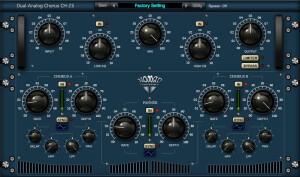 Nomad Factory BT Dual-Analog Chorus CH2S