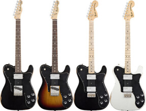 Fender Road Worn '72 Telecaster Deluxe