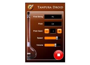 Swar Systems Tanpura Droid