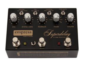 Empress Effects Superdelay Vintage Modified