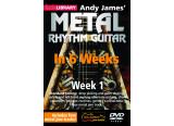 Lick Library Andy James' Metal Rhythm