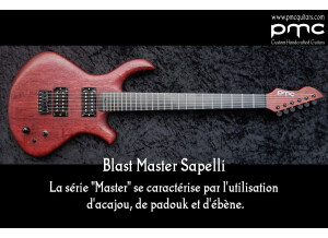PMC GUITARS Blast Master