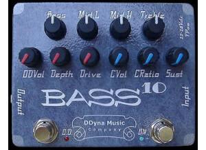 DDyna Music Company BASS10 Compressor