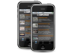 Samplecraze Compression iApps