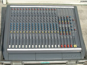 Soundcraft Delta SR16