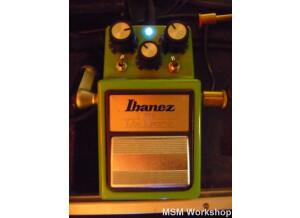 Ibanez TS9 Tube Screamer - Spur Sound - Modded by MSM Workshop