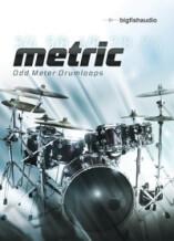 Big Fish Audio Metric: Odd Meter Drumloops