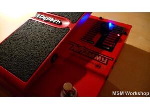 DigiTech Whammy WH-4 - True Bypass - Modded by MSM Workshop