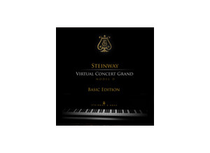 Garritan Steinway Virtual Concert Grand Basic