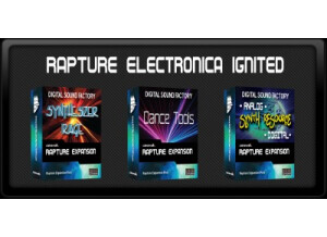 Digitalsoundfactory Rapture Electronica Ignited